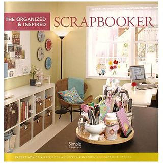 Organized Scrapbooking