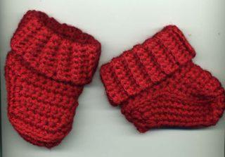 Handicrafter-booties