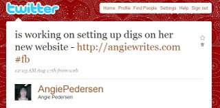 Angie Writes-tweet