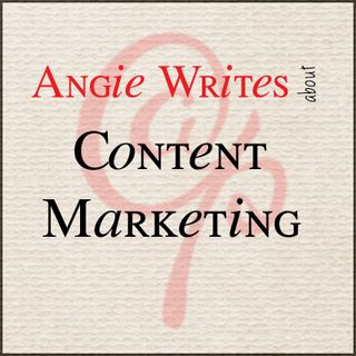 AngieWrites.com: Content Marketing