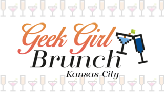 Geek Girl Brunch-Kansas City logo
